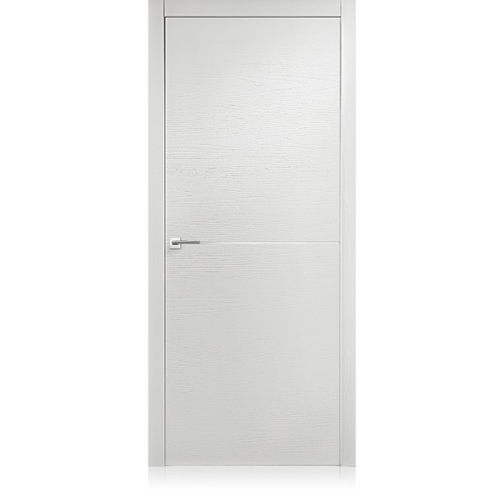 Porta Equa / 1 trame bianco