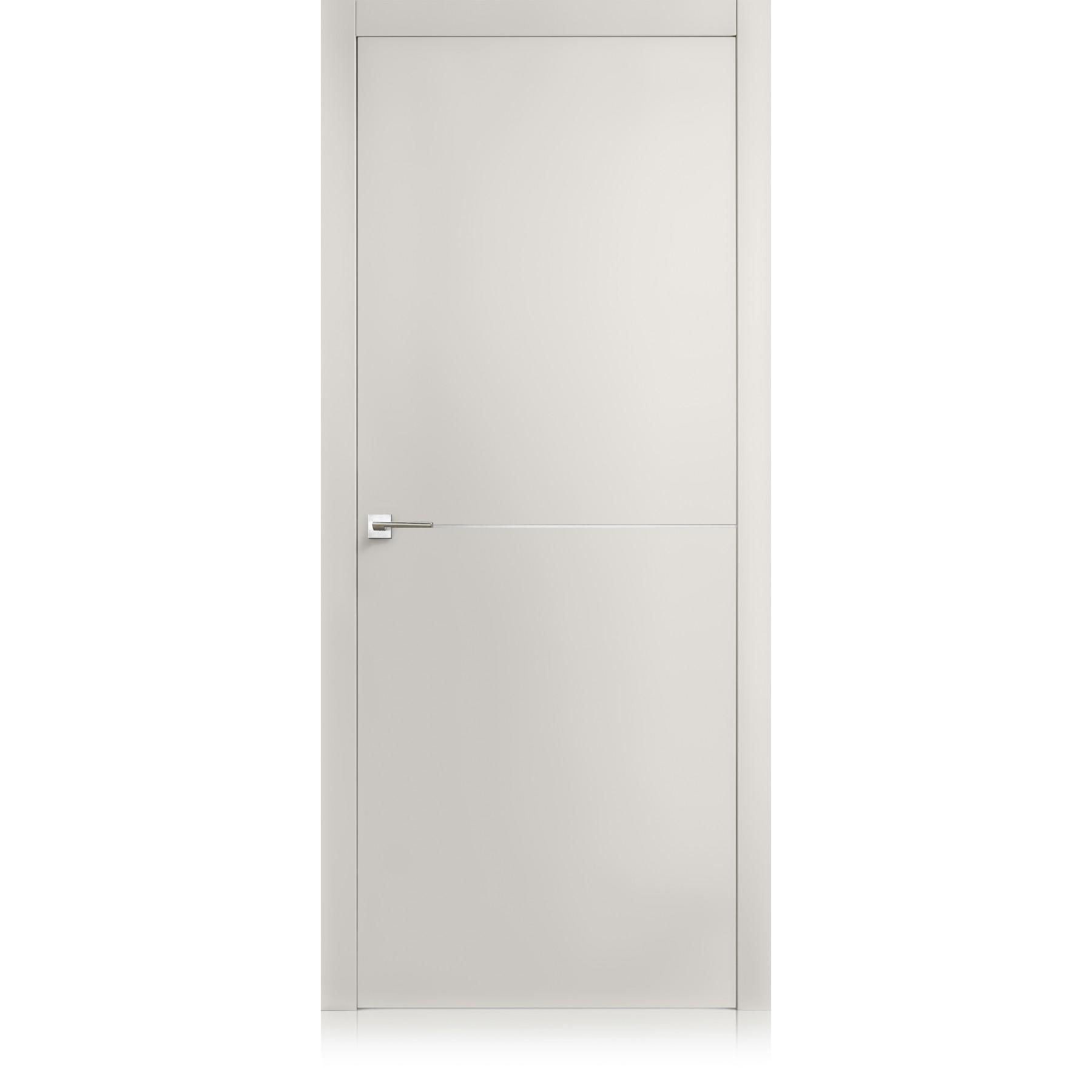 Porta Equa / 1 grigio lux