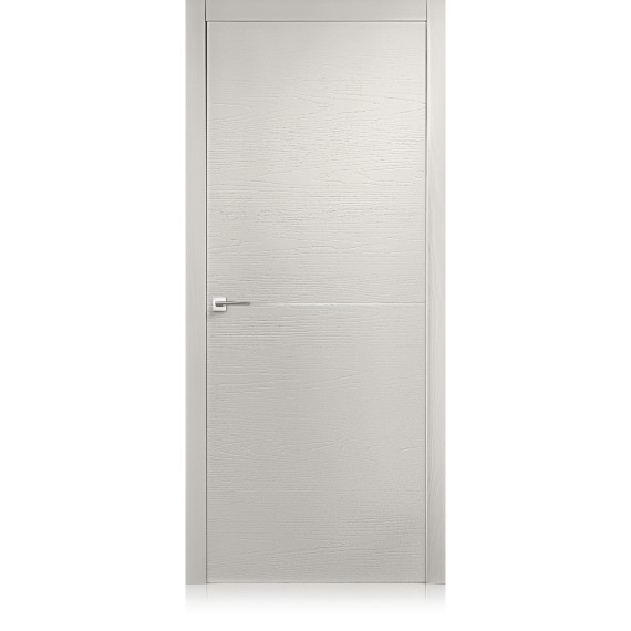 Porta Equa / 1 trame grigio lux