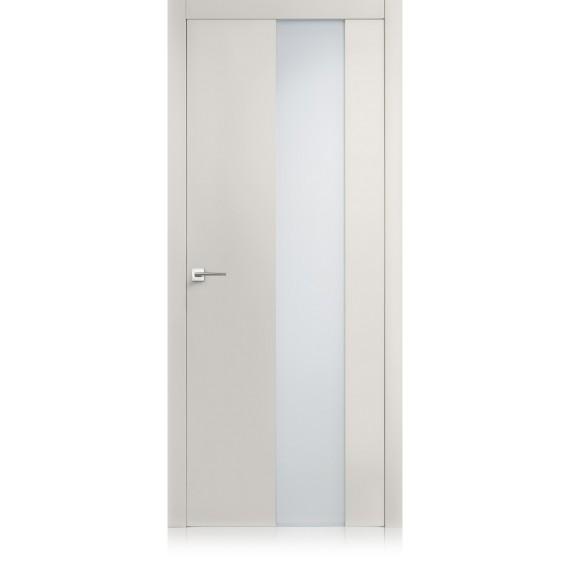 Porta Equa vetro grigio lux
