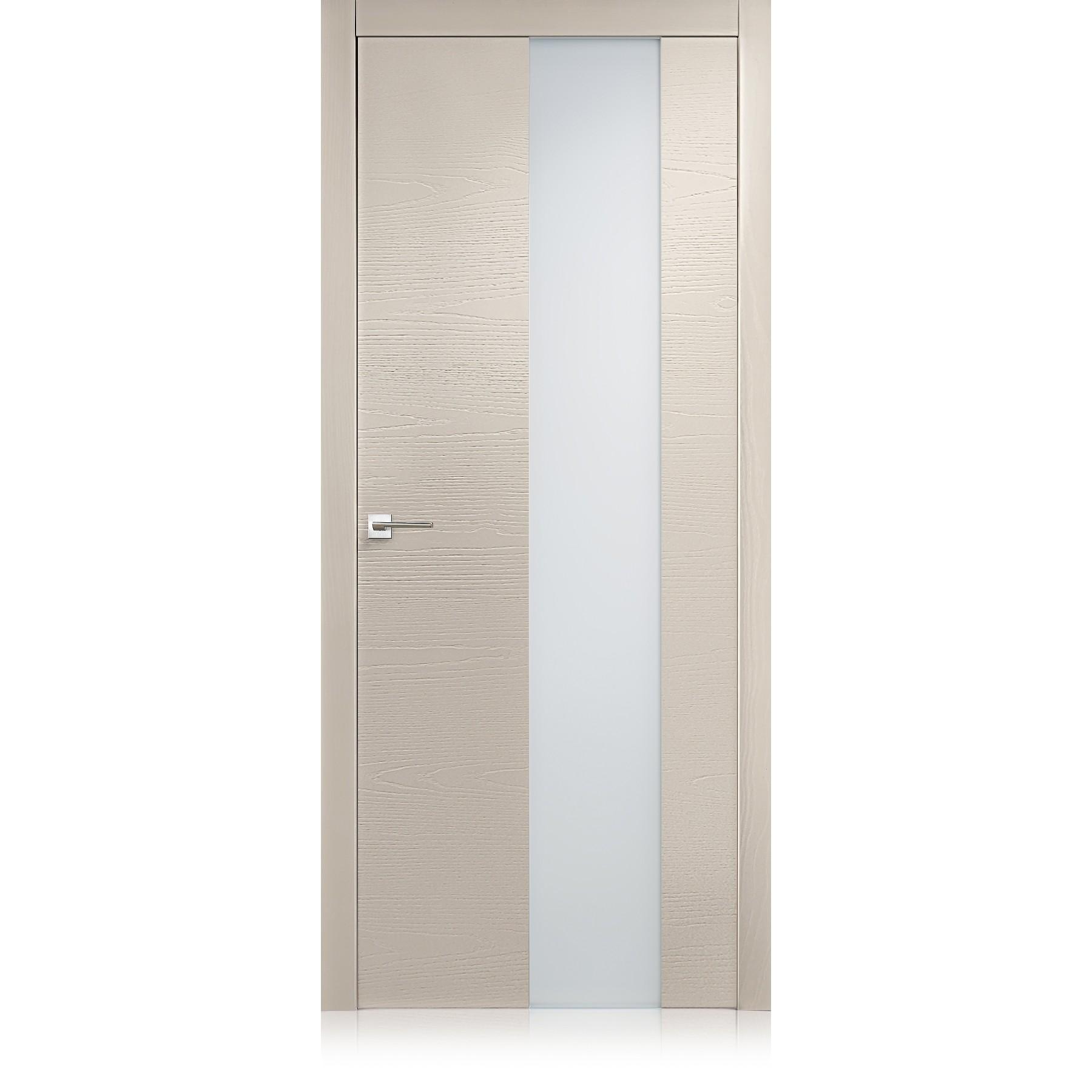 Equa vetro transparent / frosted glass door