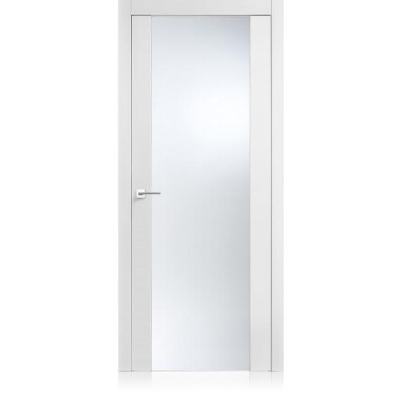 Tür Glass bianco