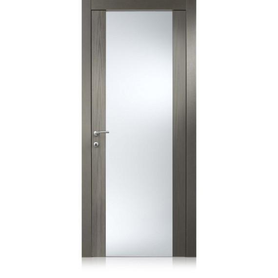 Porta Glass ecorovere grigio