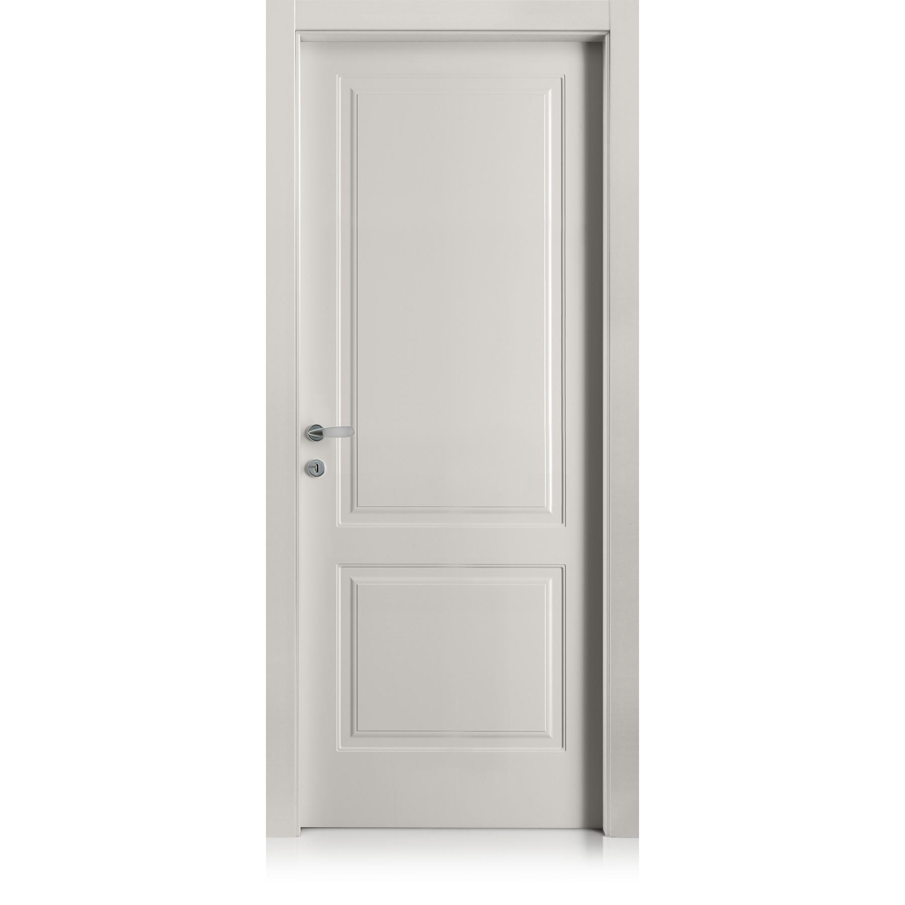 Porte Kevia / 2 grigio lux