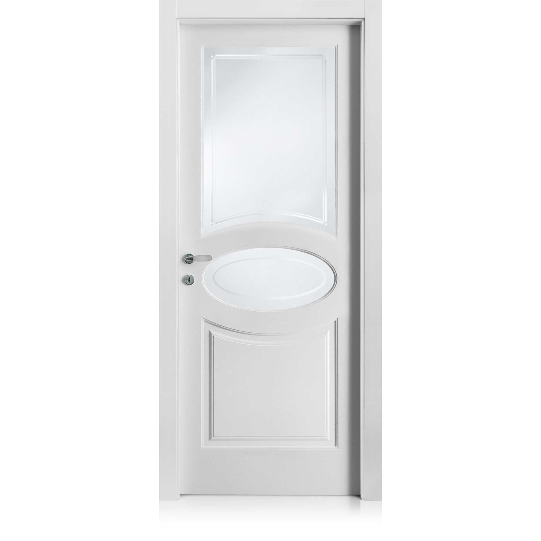 Porta Kevia / 8 bianco