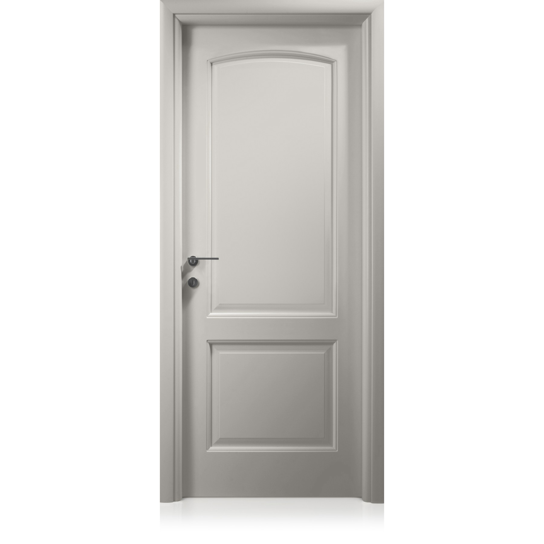 Porte Diva grigio lux