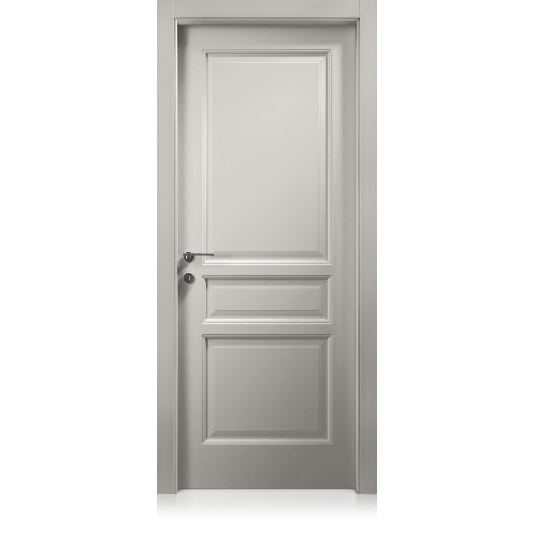 Mito grigio lux door