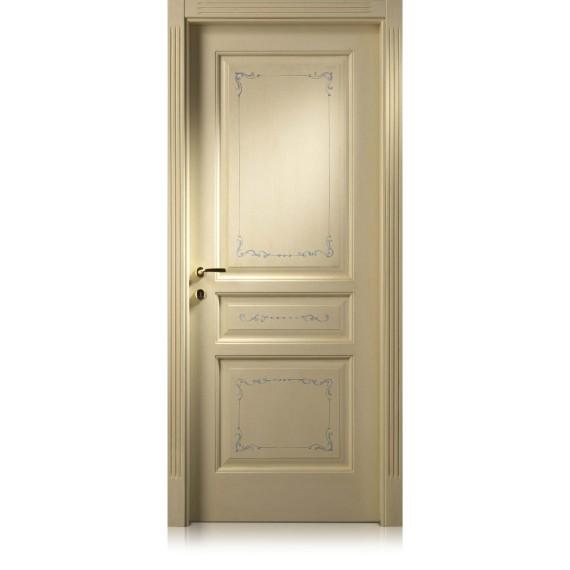 Porta Mito patinato crema