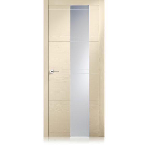 Porta Intaglio / 10 Vetro cristallo decorato filetti orizzontali