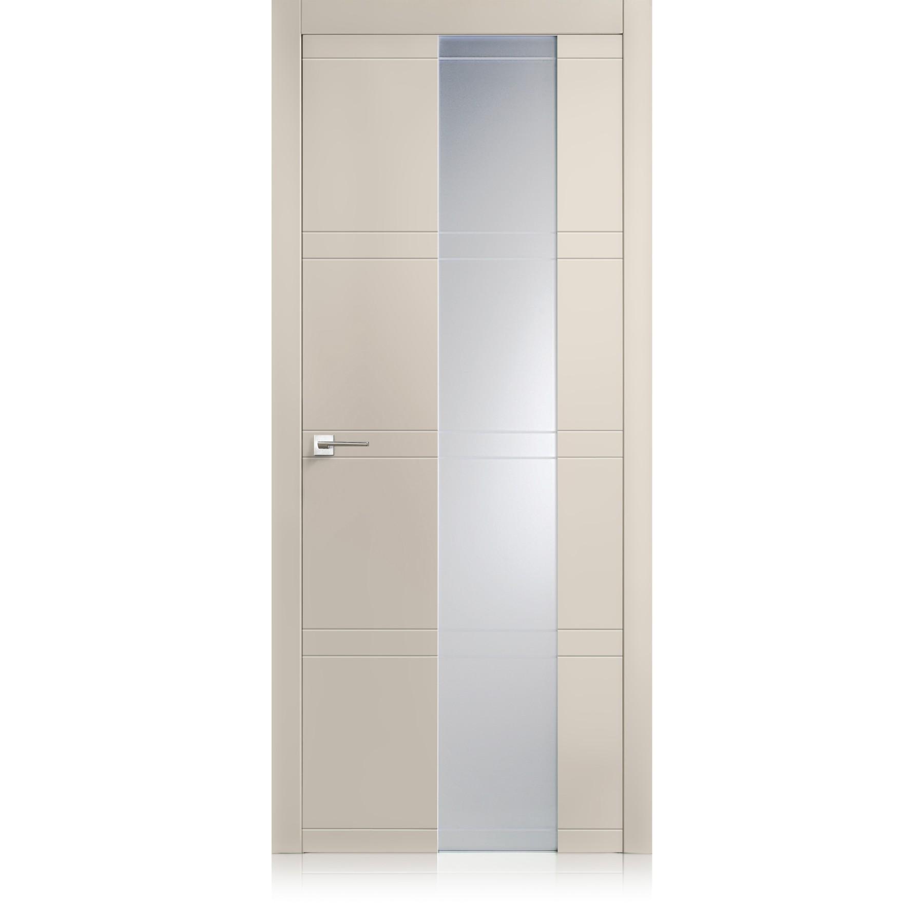Porta Intaglio / 10 Vetro tortora