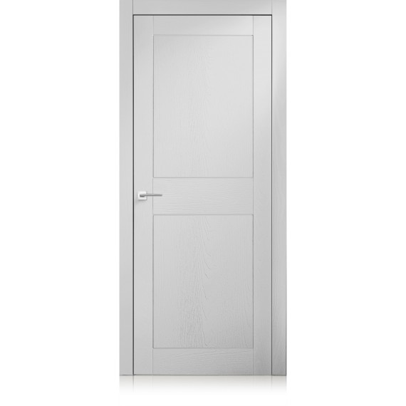Porta Intaglio / 2 trame bianco