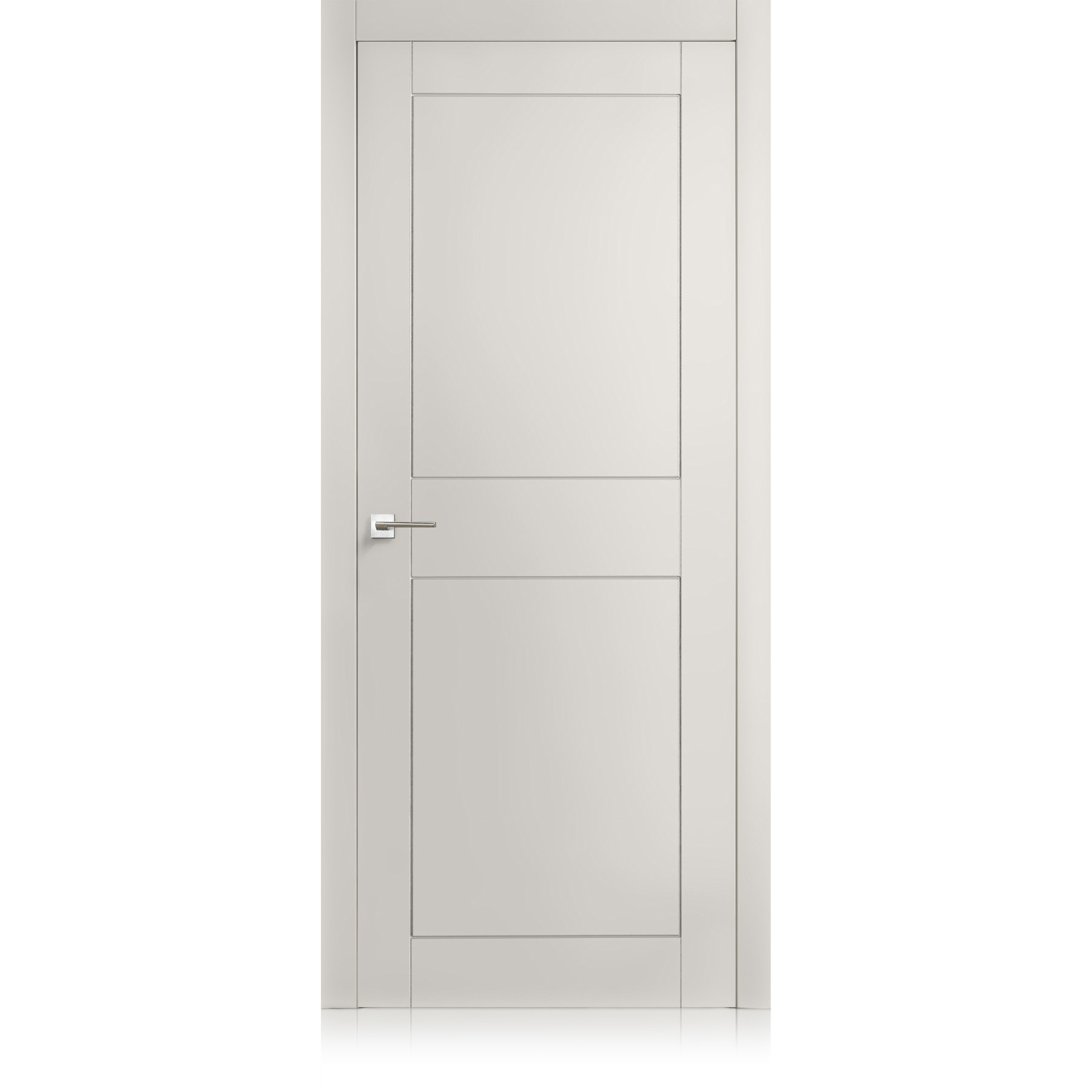 Tür Intaglio / 2 grigio lux