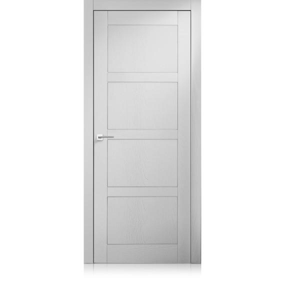 Porta Intaglio / 4 trame bianco