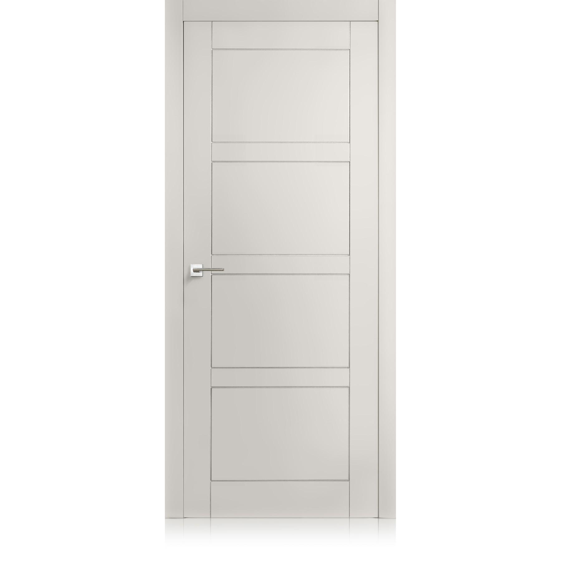 Porta Intaglio / 4 grigio lux