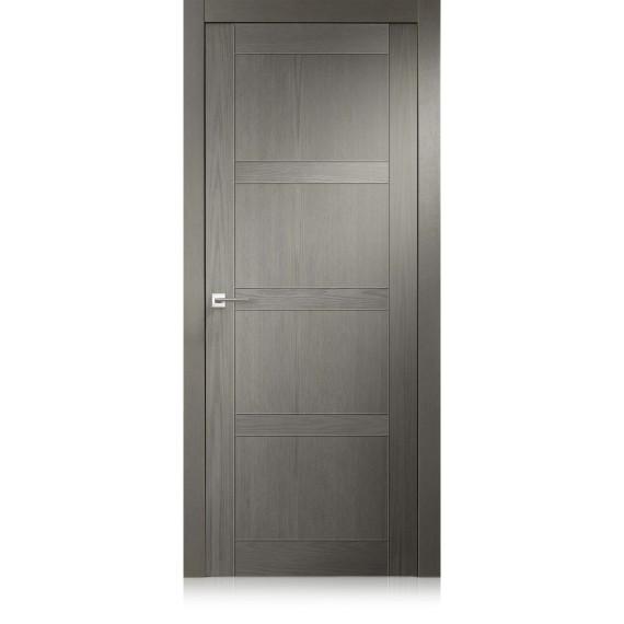 Porta Intaglio / 4 ecorovere grigio