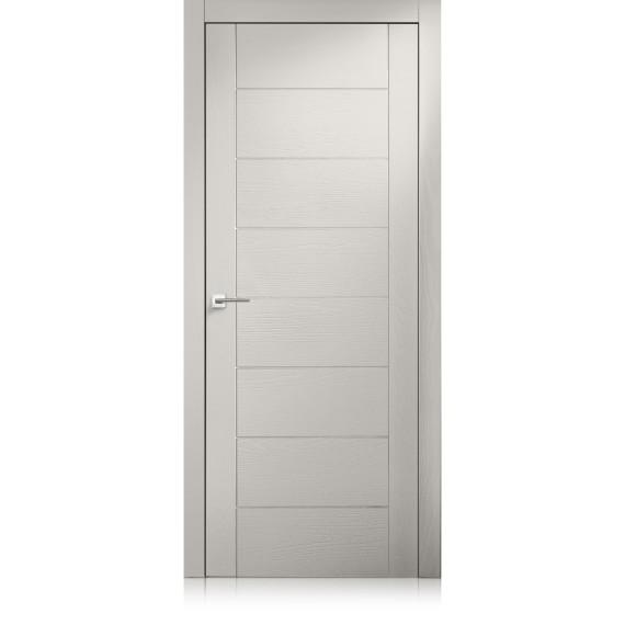 Intaglio / 8 trame grigio lux door