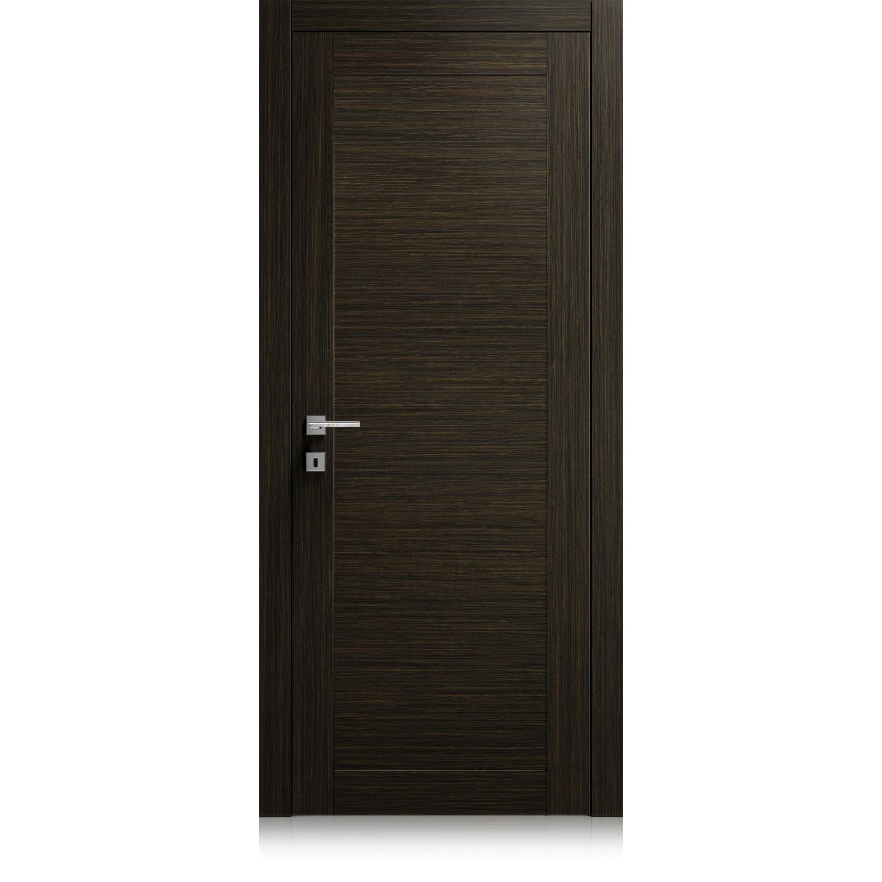 Porta Area / 2 Simply materic noir