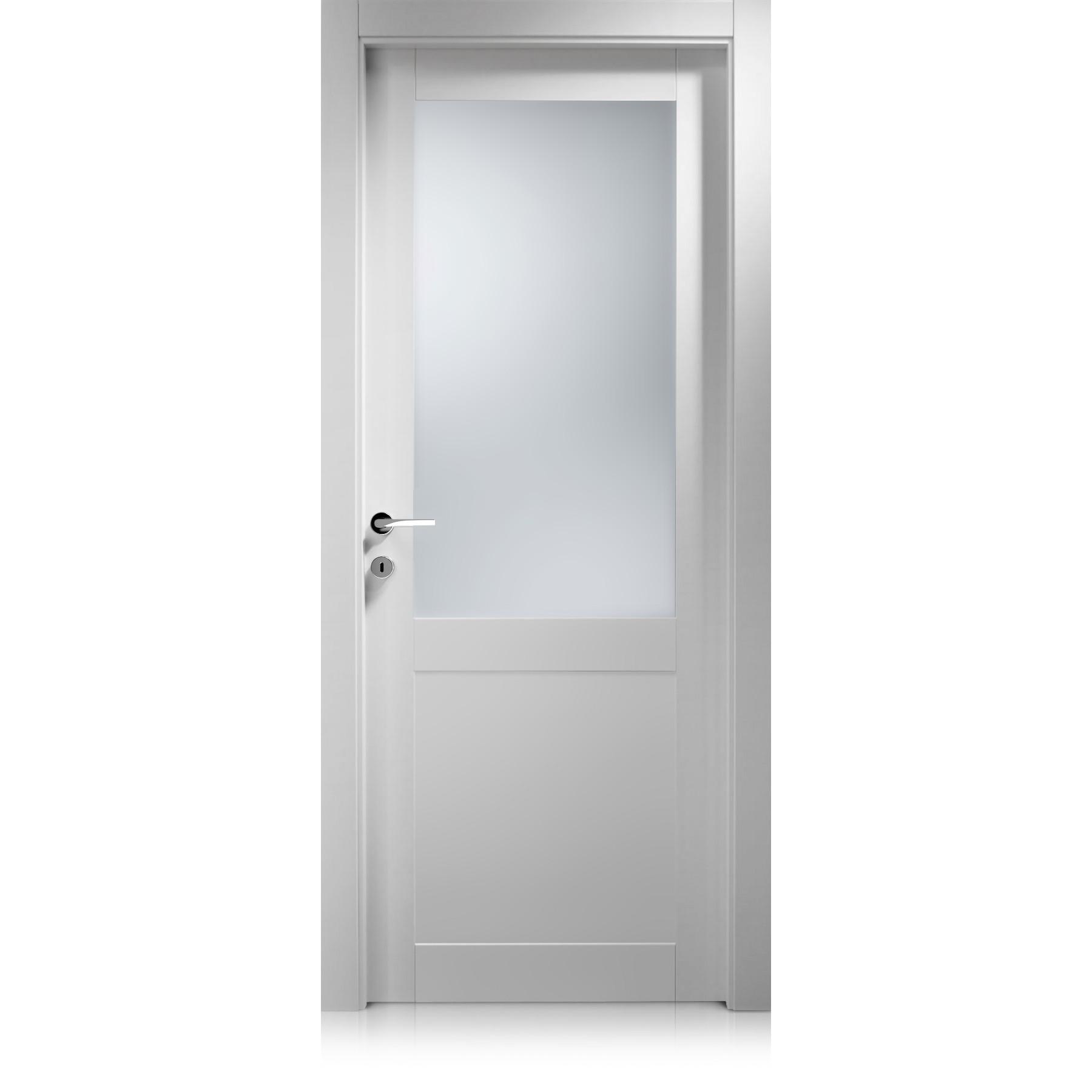 Area / 31 Simply bianco door