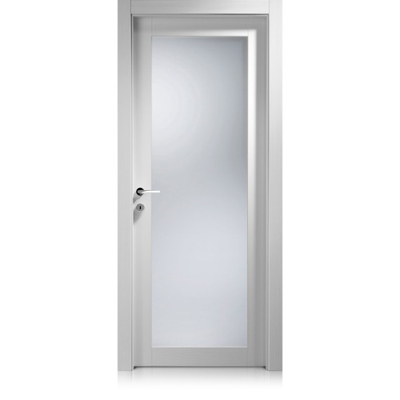 Porta Area / 2 grafis bianco