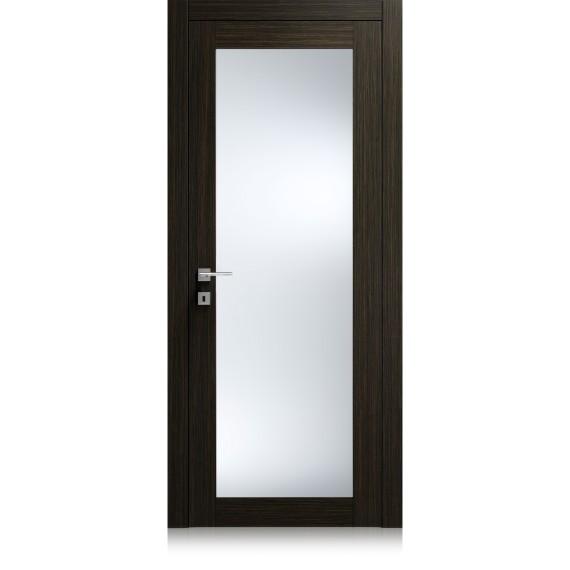Porta Area / 2 materic noir