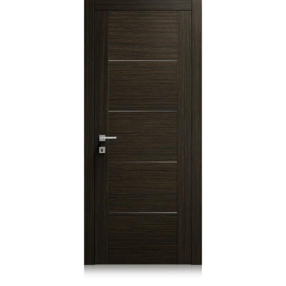 Porta Area / 4 materic noir