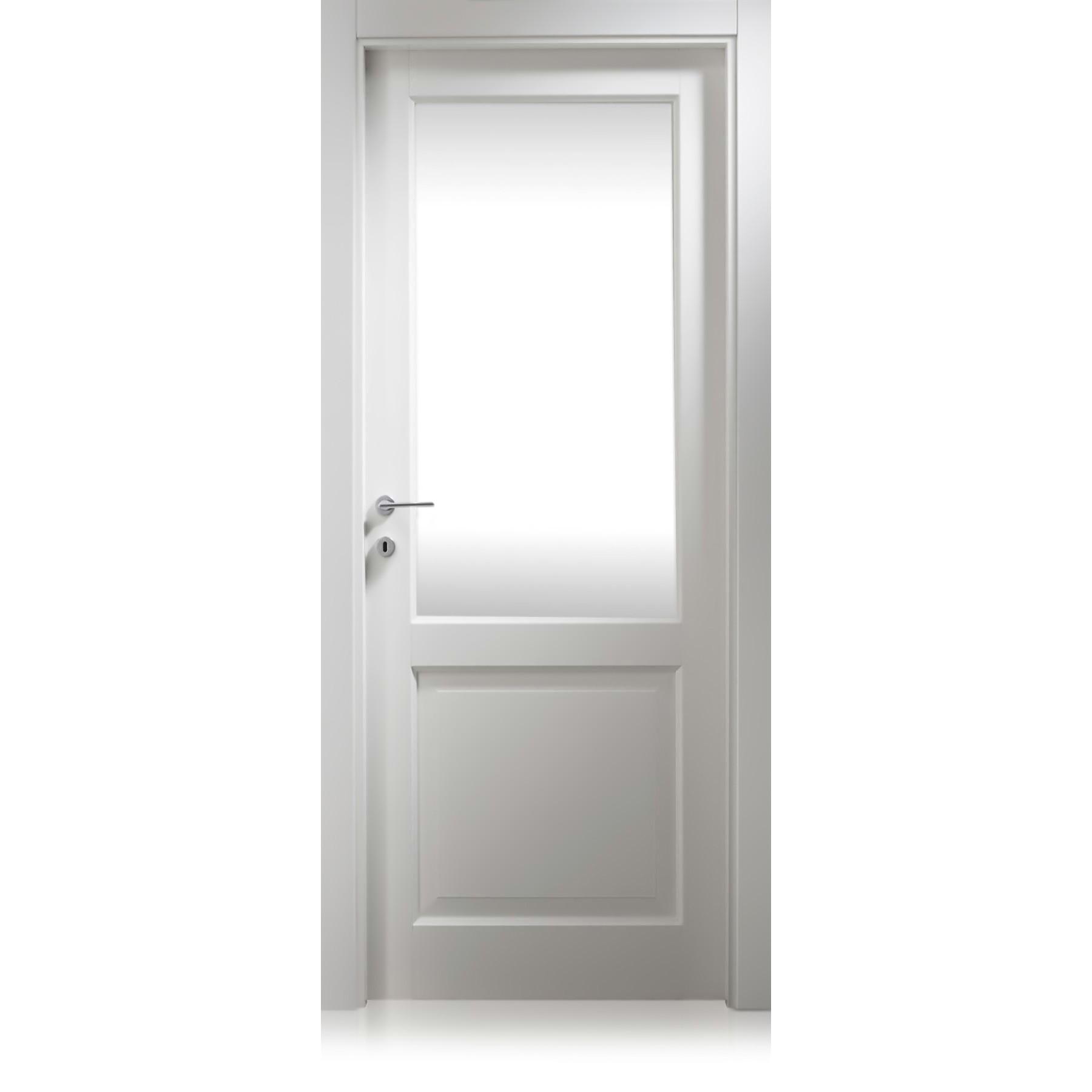 Forma / 3 bianco door