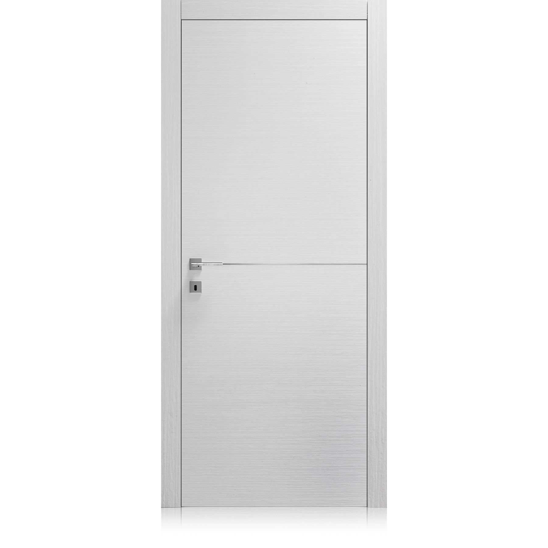 Porta Logica / 1 materic bianco