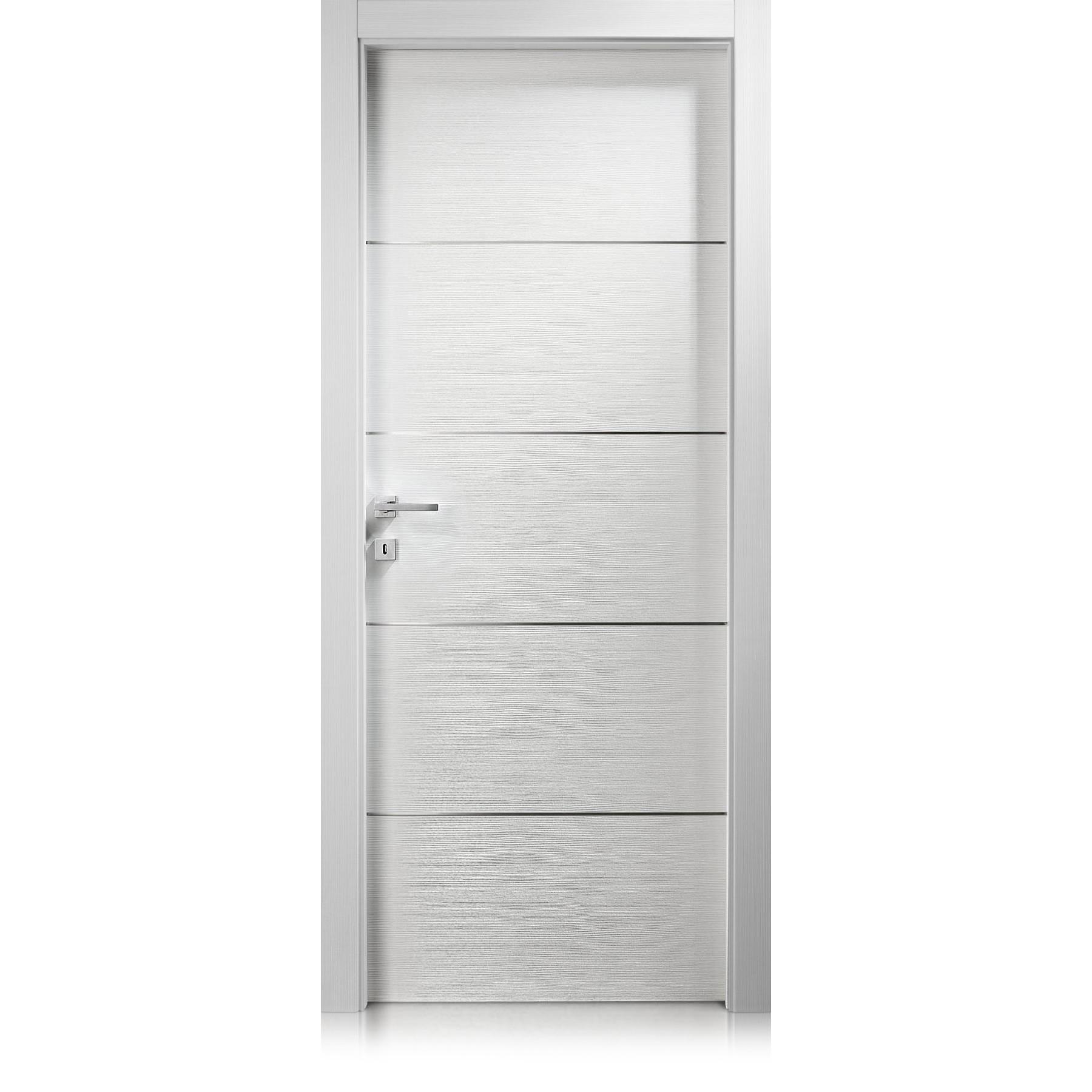 Porte Logica / 4 grafis bianco