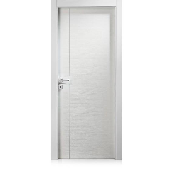 Logica / 90 grafis bianco door