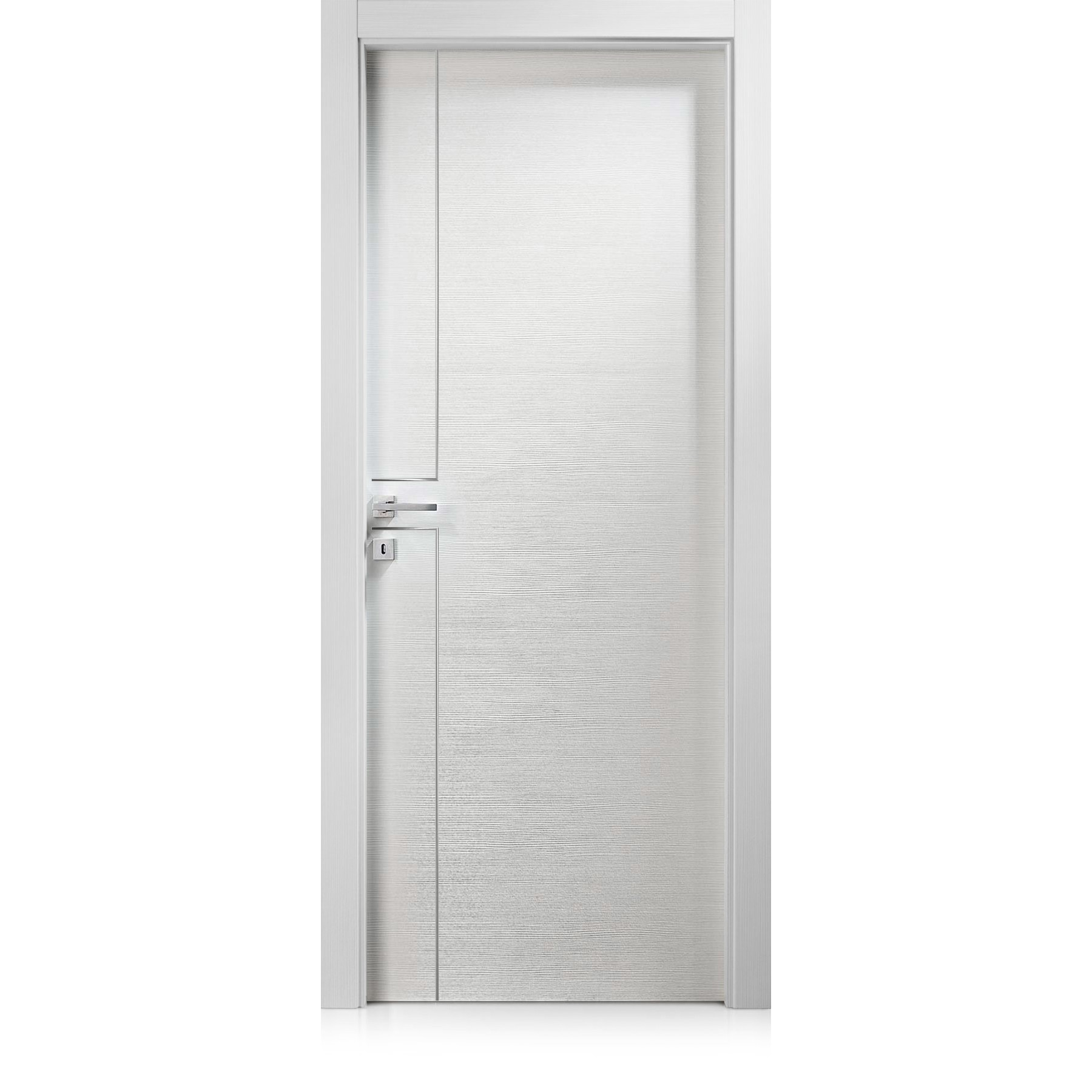 Porta Logica / 90 grafis bianco
