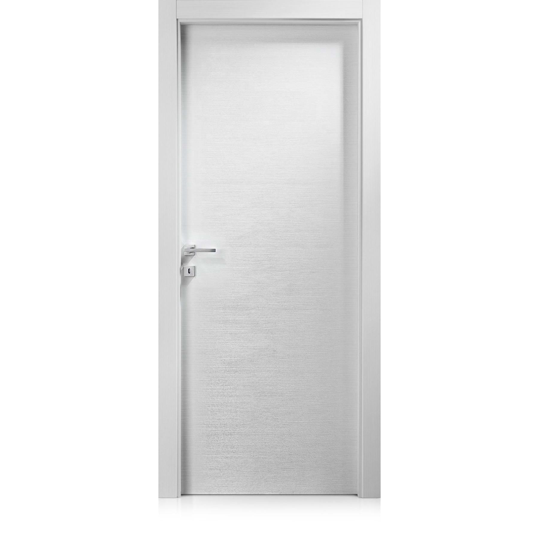 Logica grafis bianco door