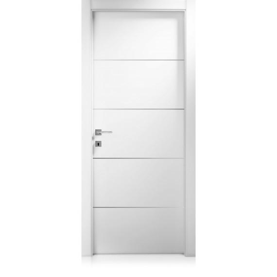 Liss / 4 bianco door