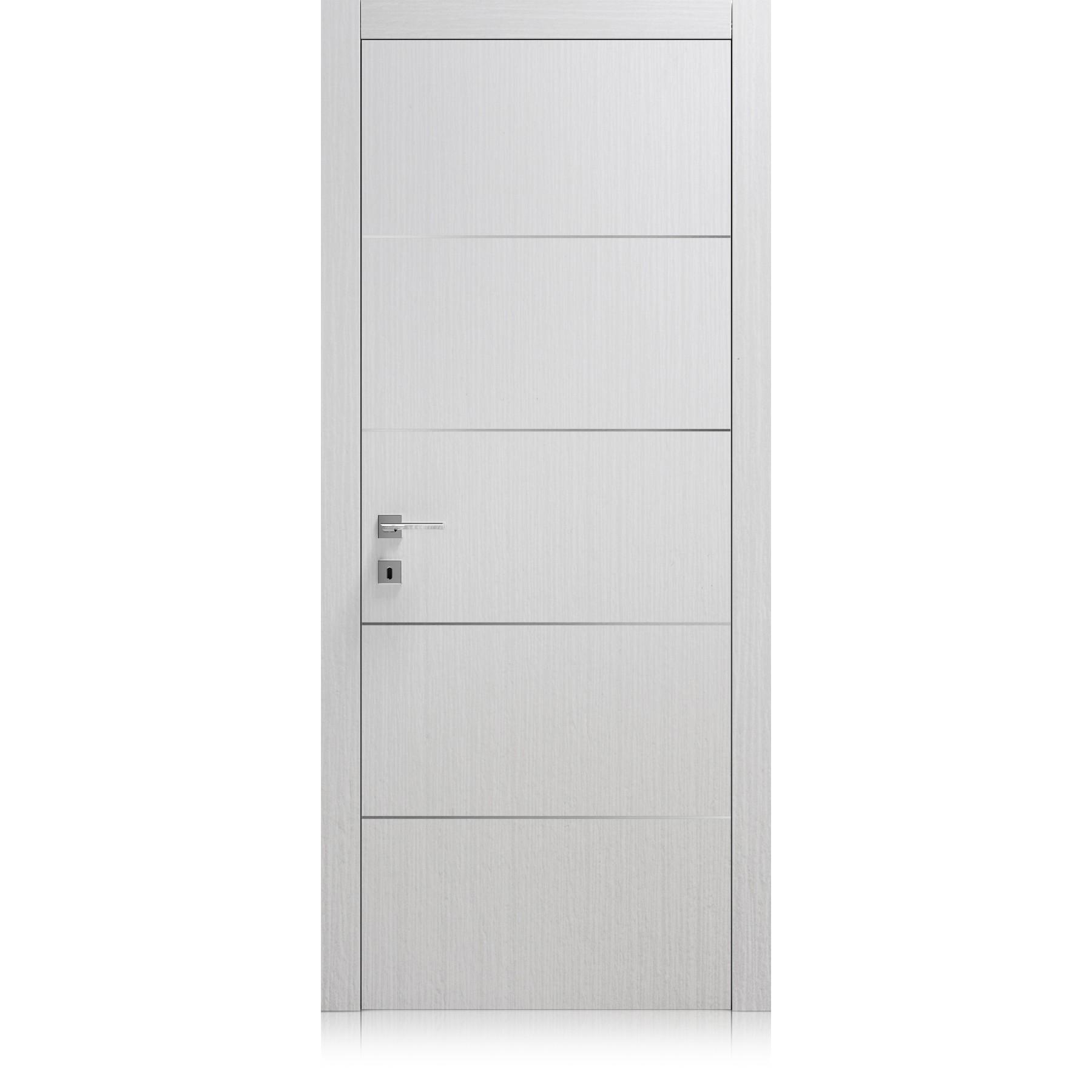 Liss / 4 materic bianco door