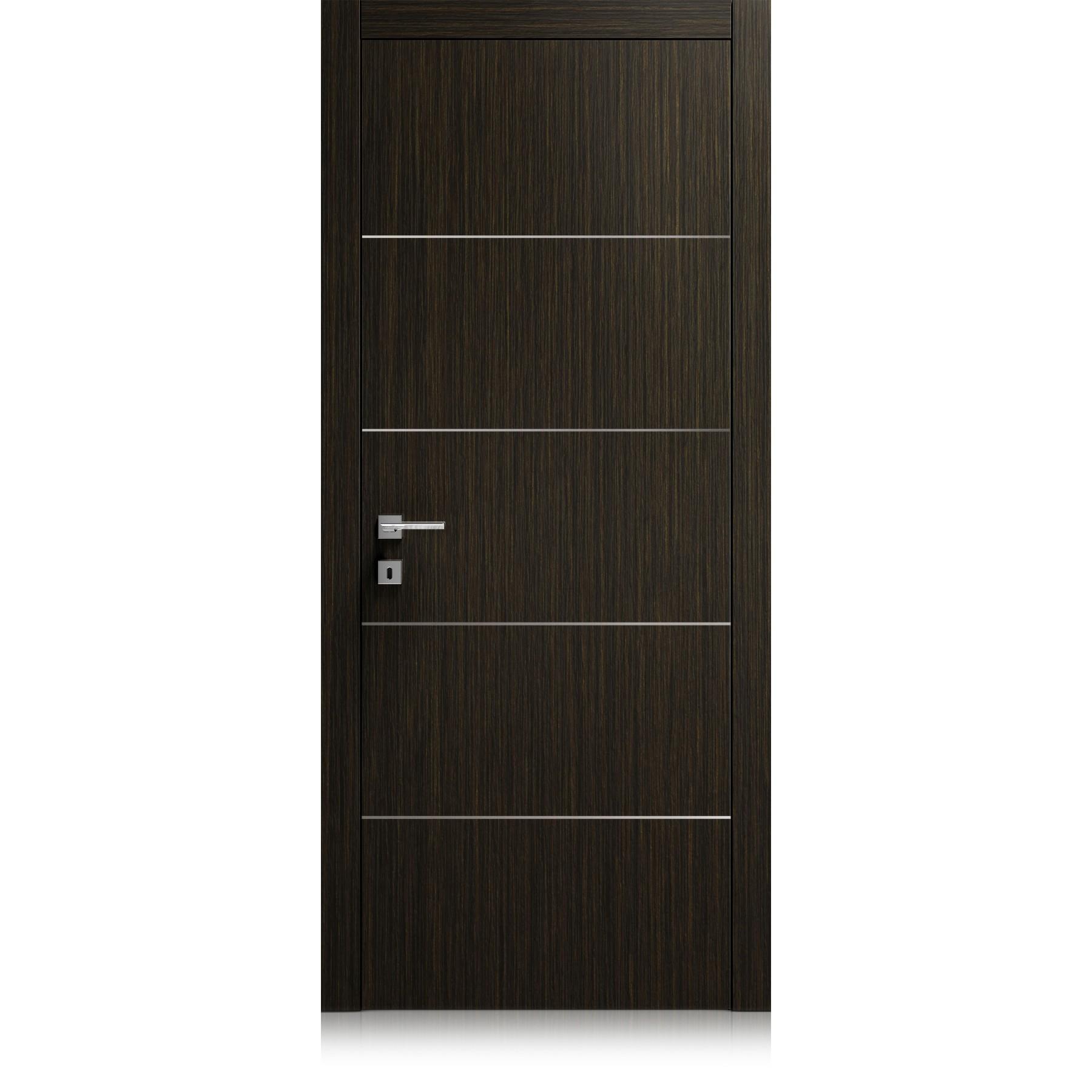Porta Liss / 4 materic noir