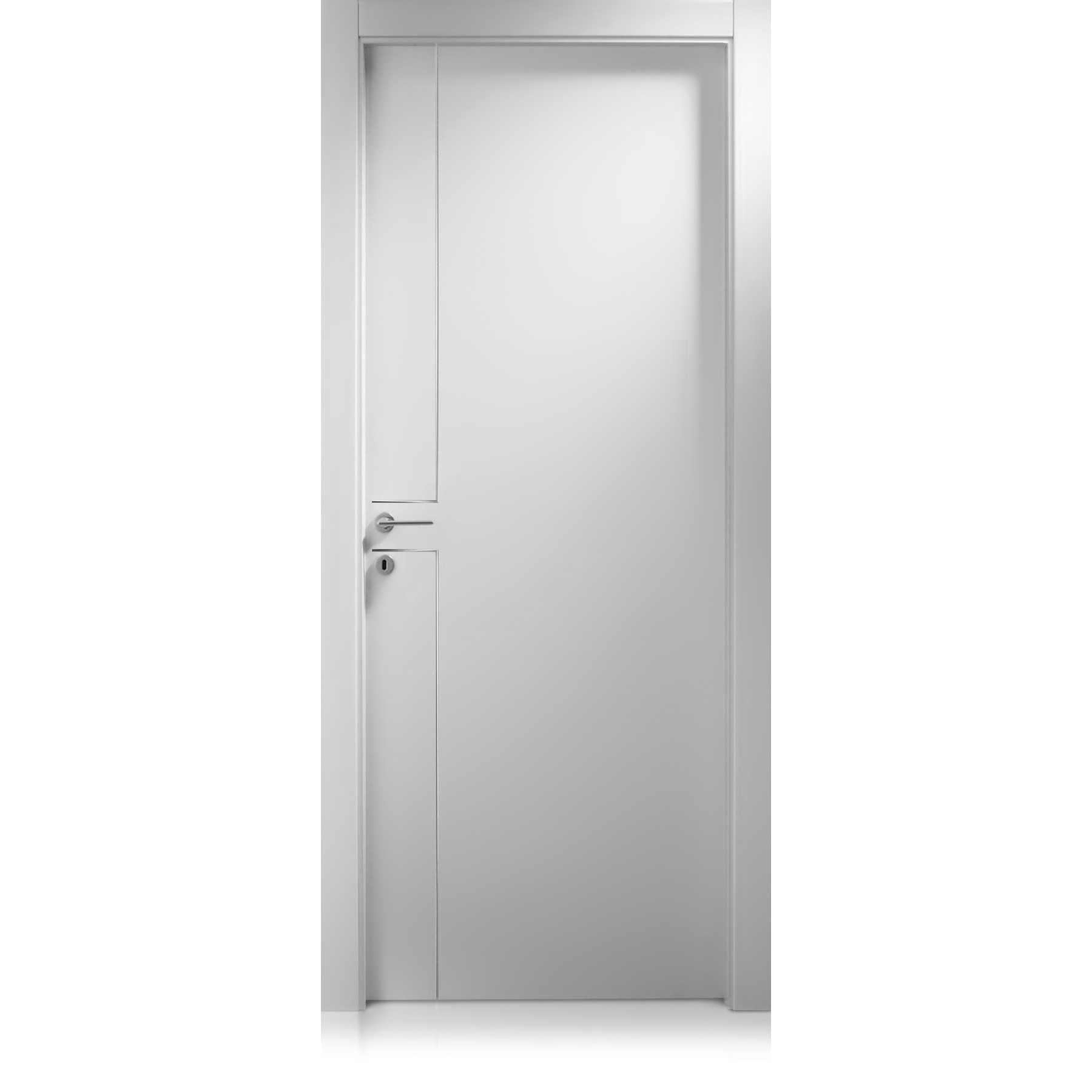Porte Liss / 90 bianco