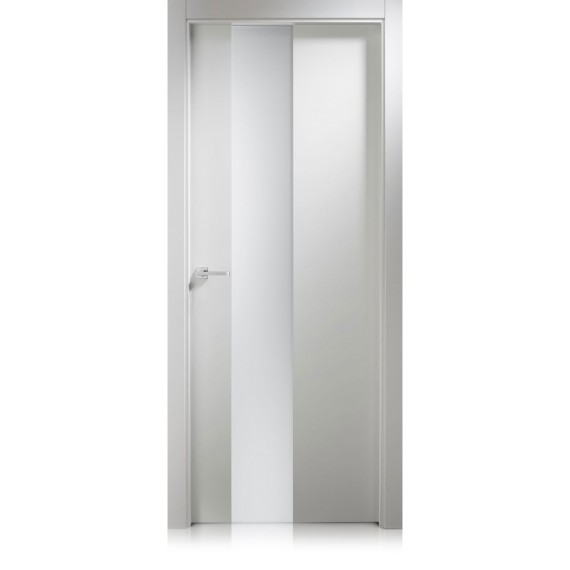 Porte Liss Vetro bianco