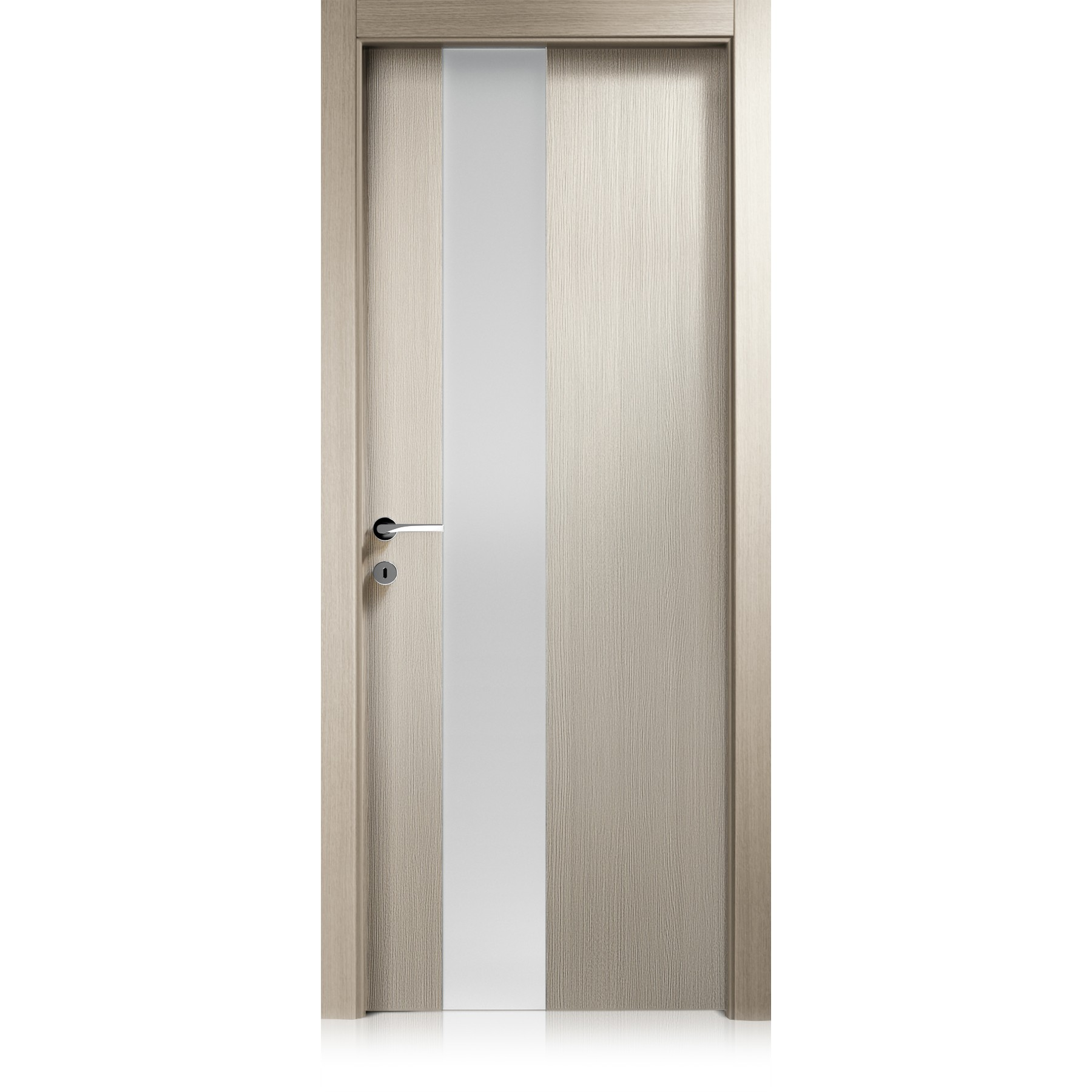 Porte Liss Vetro grafis beige