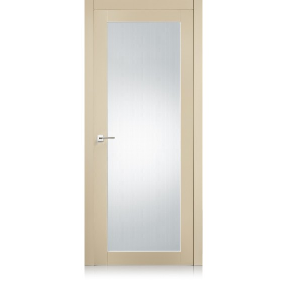 Suite / 7 transparent / frosted glass door