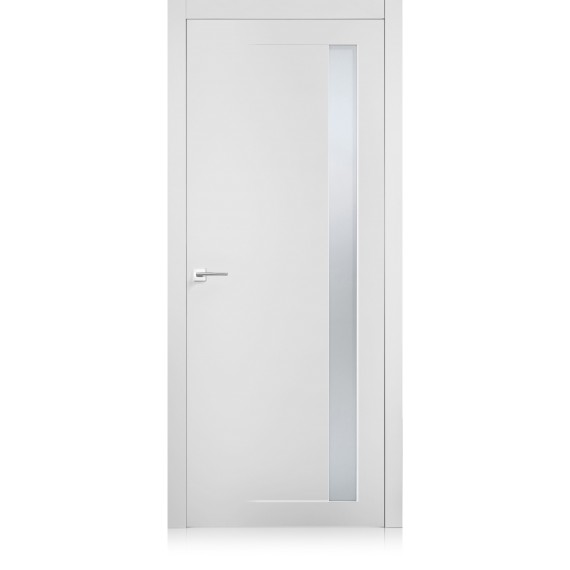 Suite / 8 transparent / frosted glass door