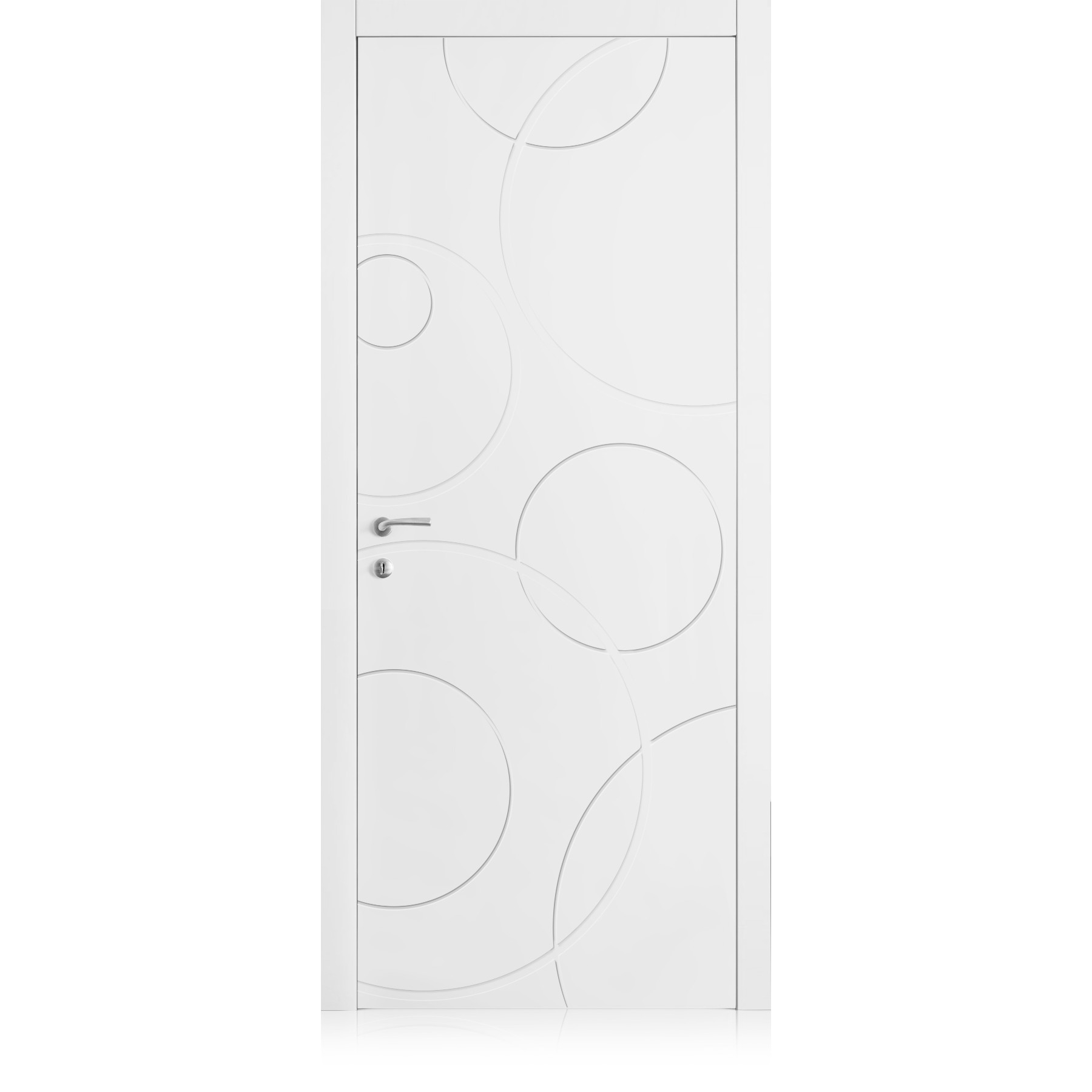 Porta Yncisa / 0 bianco