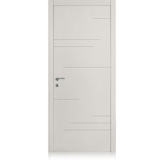 Porta Yncisa Segni grigio lux