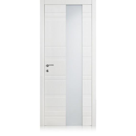 Porta Yncisa Styla Vetro bianco