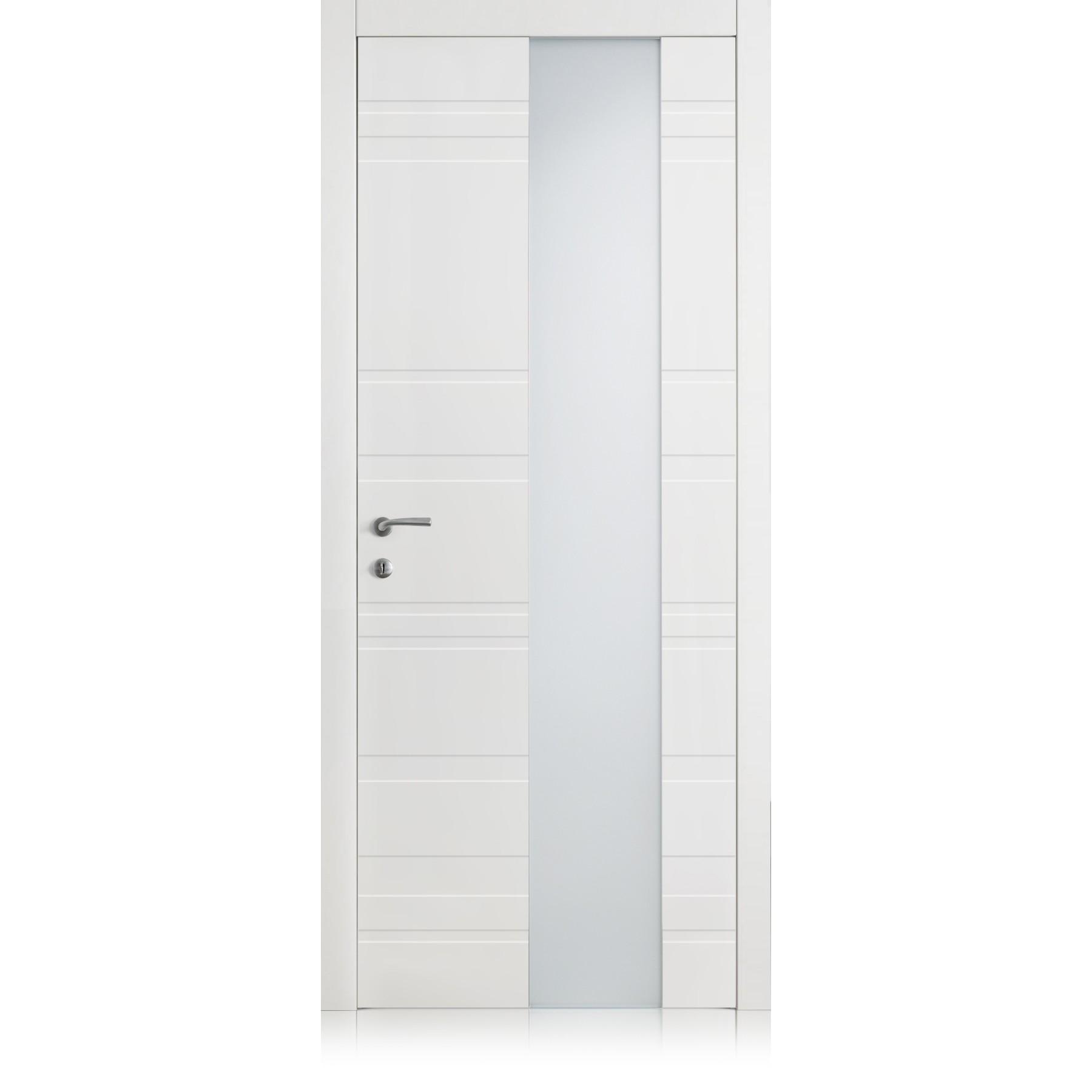 Yncisa Styla Vetro bianco door