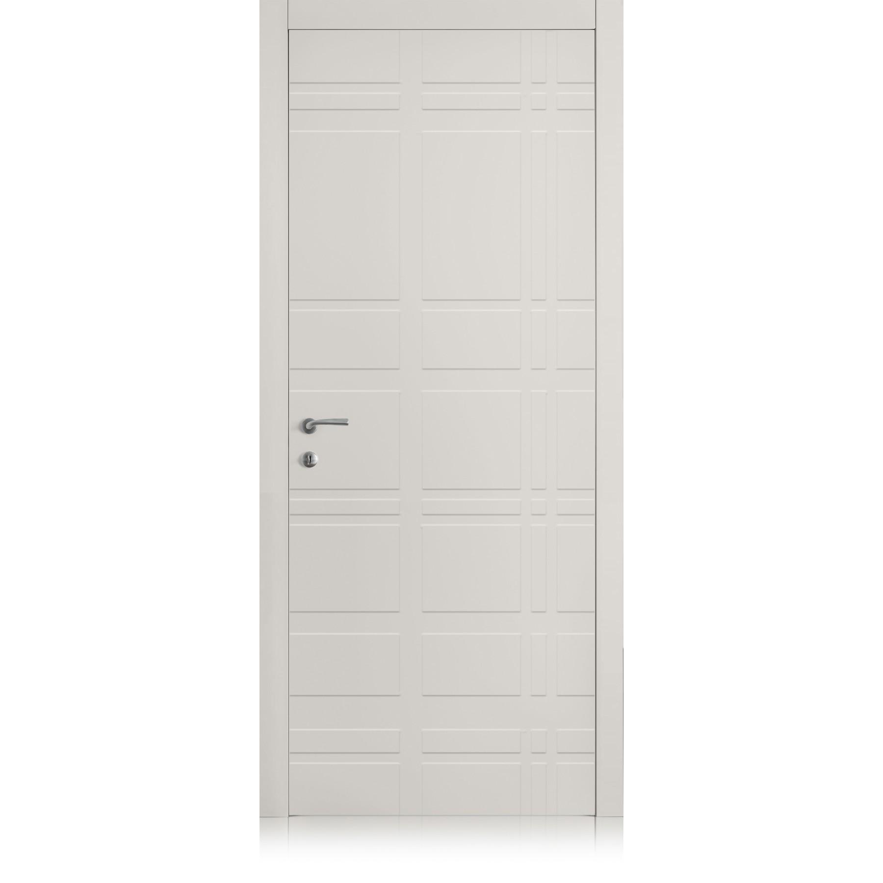 Yncisa Tartan grigio lux door