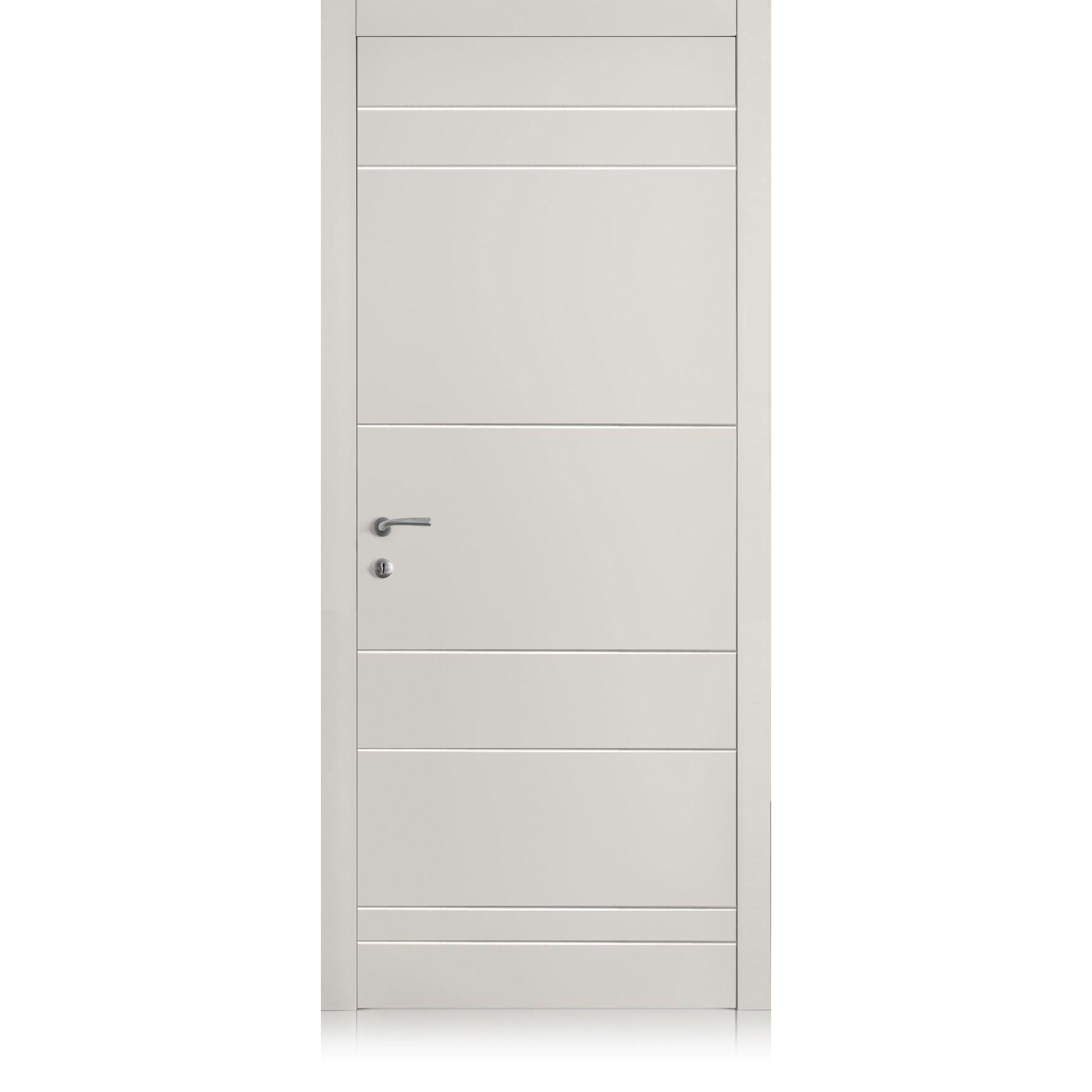 Yncisa Tratto grigio lux door
