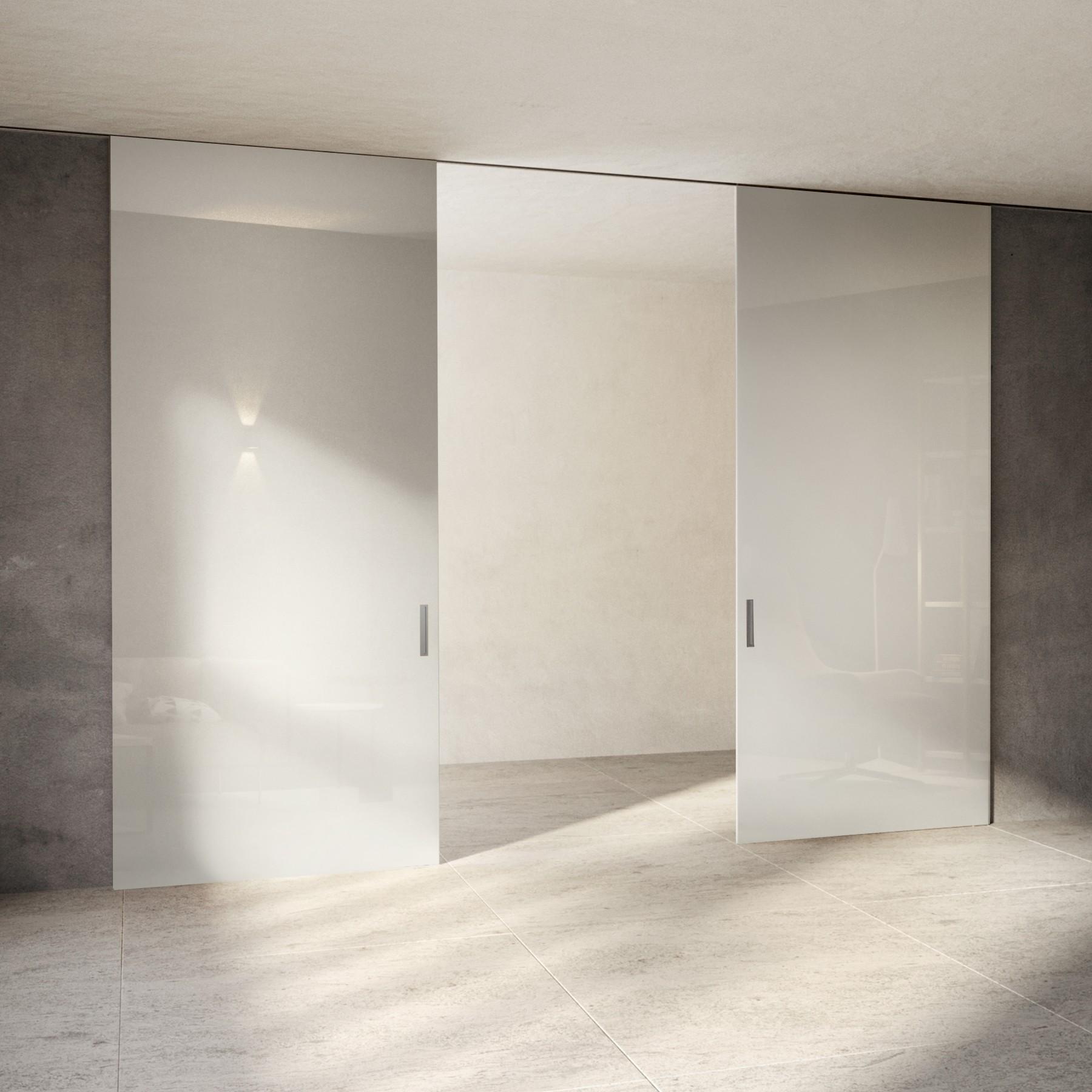 Scenario Lignum grigio lux glossy