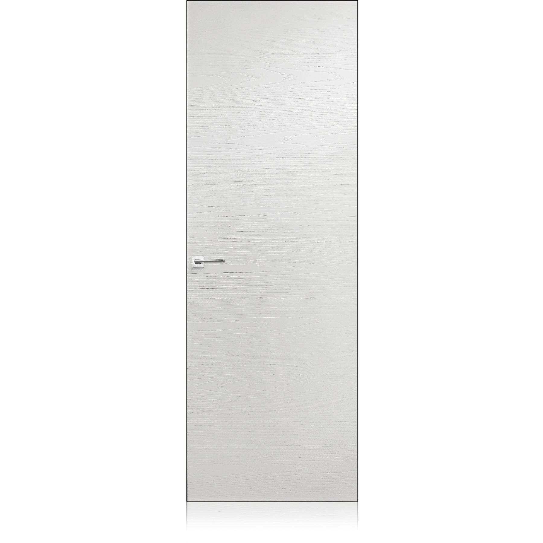 Equa Zero trame bianco door