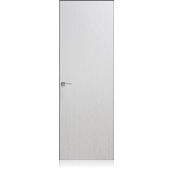 Porta Liss Zero materic bianco