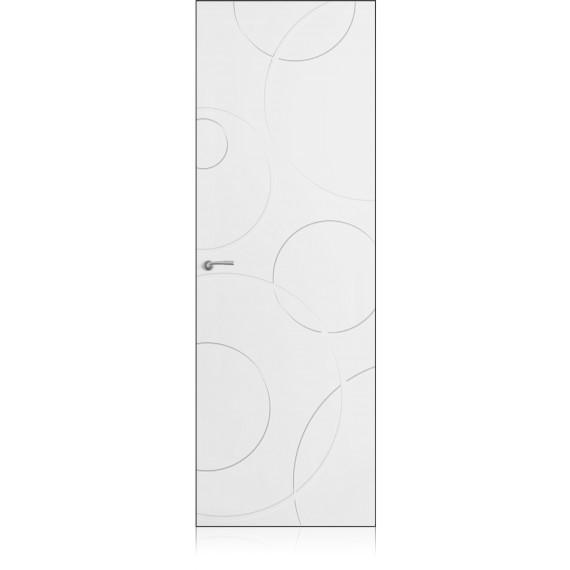 Yncisa/0 Zero bianco door