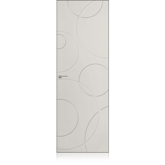 Yncisa/0 Zero grigio lux door